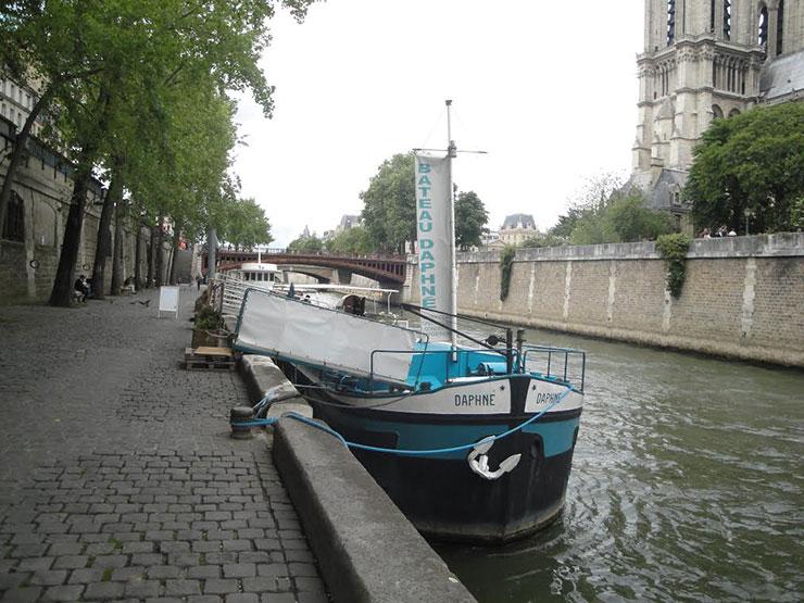 bateau daphne